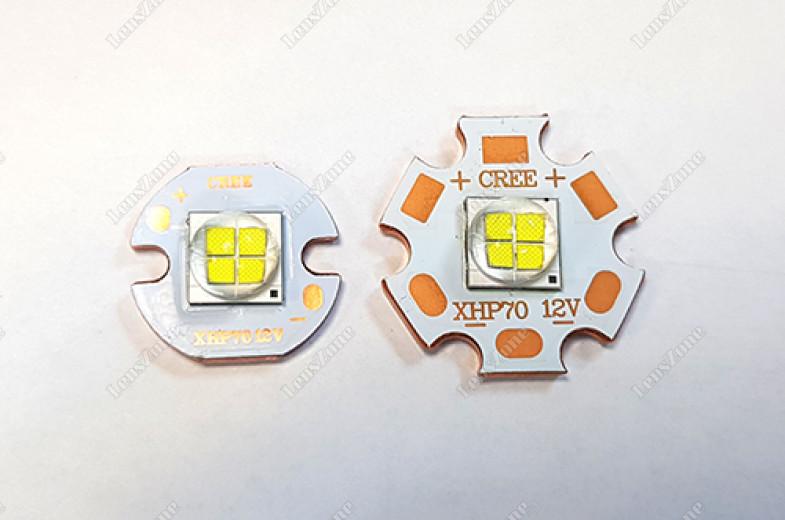 Мощный светодиод CREE XHP70 32W