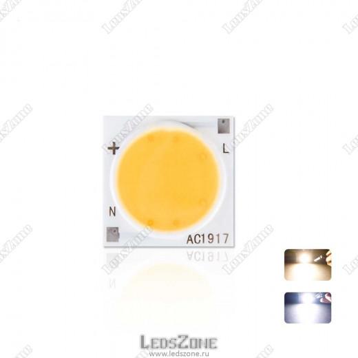 Светодиоды на керамической основе 10W 220V