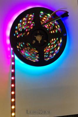 Адресная светодиодная лента WS2812B-60LED 1м