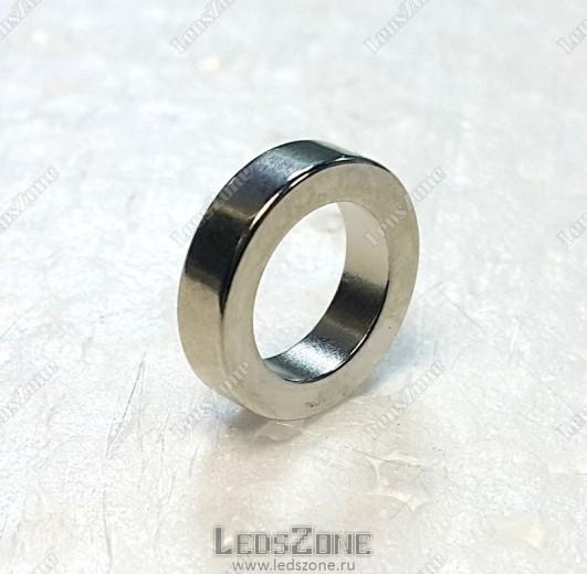 Неодимовый магнит кольцо 12х8х3