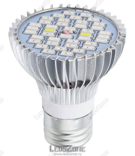 Фито лампа 30W SMD Мультиспектр
