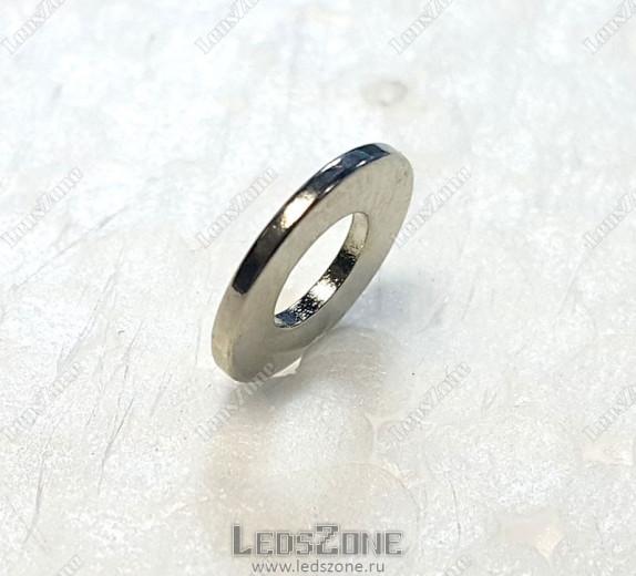 Неодимовый магнит кольцо 10х5х1
