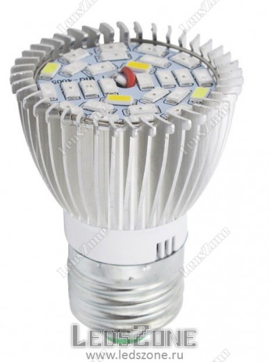 Фито лампа 25W SMD Мультиспектр