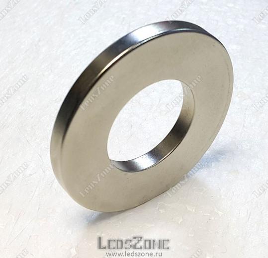 Неодимовый магнит кольцо 50х25х5