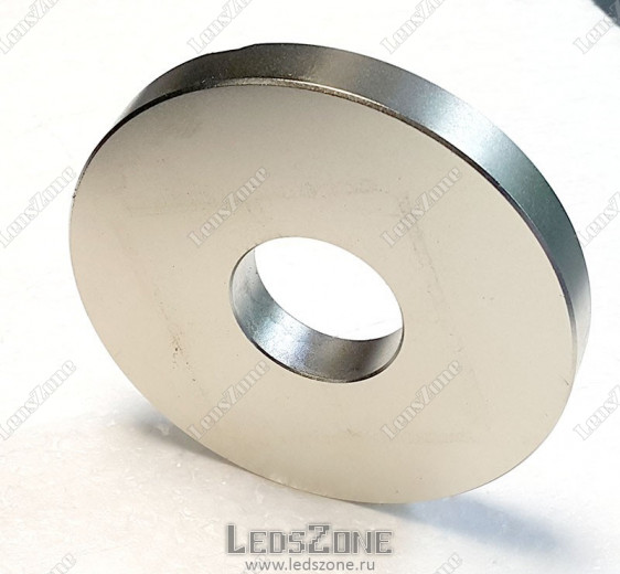Неодимовый магнит кольцо 75х25х10