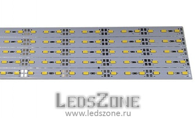 Светодиодные линейки 5730 на алюминиевой основе