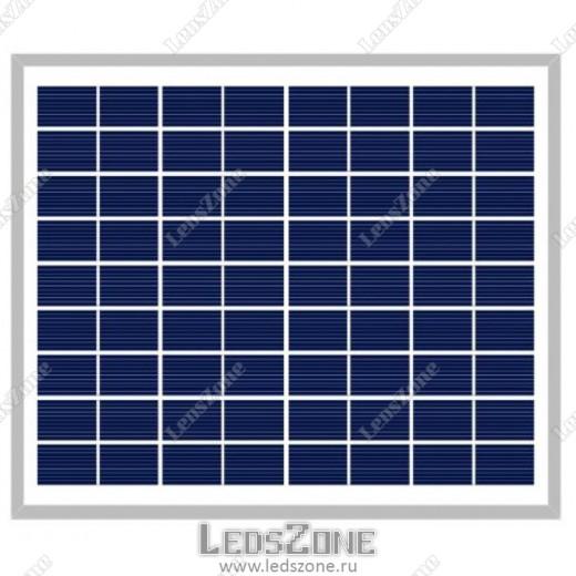 Жесткая солнечная панель 10W