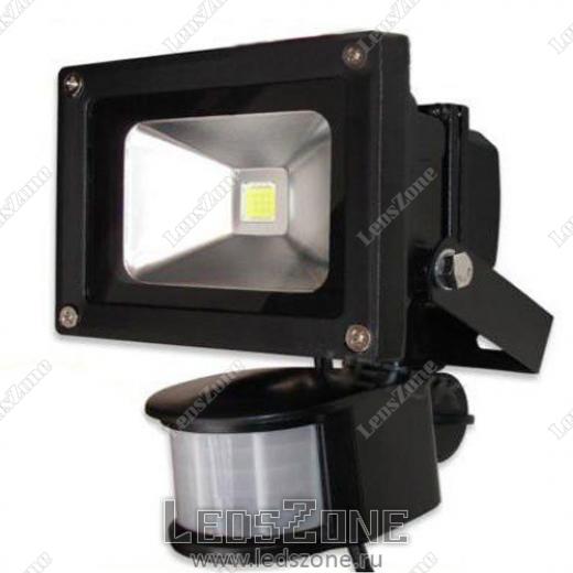 Светодиодный прожектор 10WDD 6000K