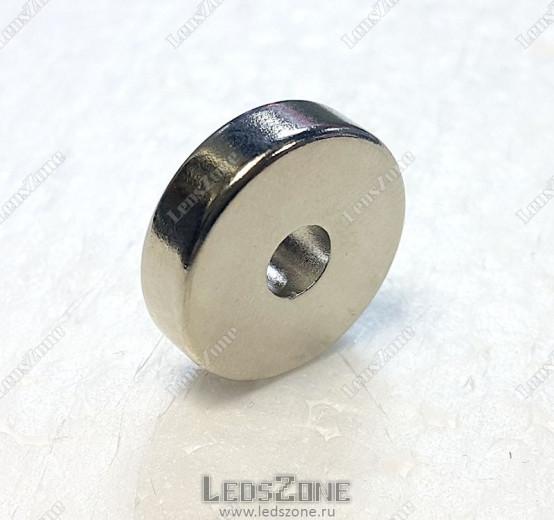 Неодимовый магнит кольцо 18х5х5