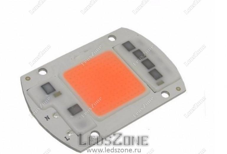 Светодиодная фито матрица 30W 220v
