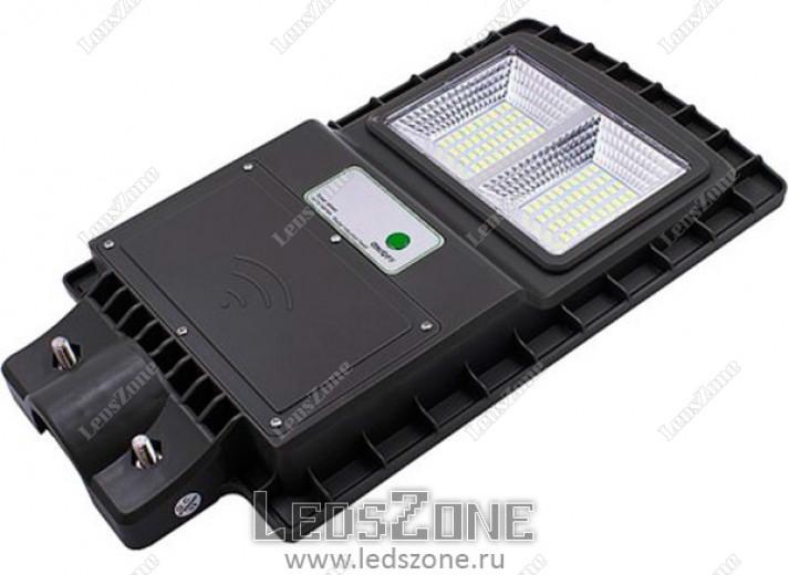 LED прожектор 30W на солнечной батарее