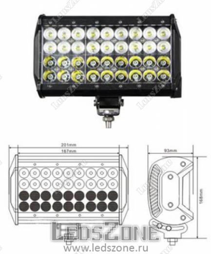 Светодиодная панель 4108 Cree