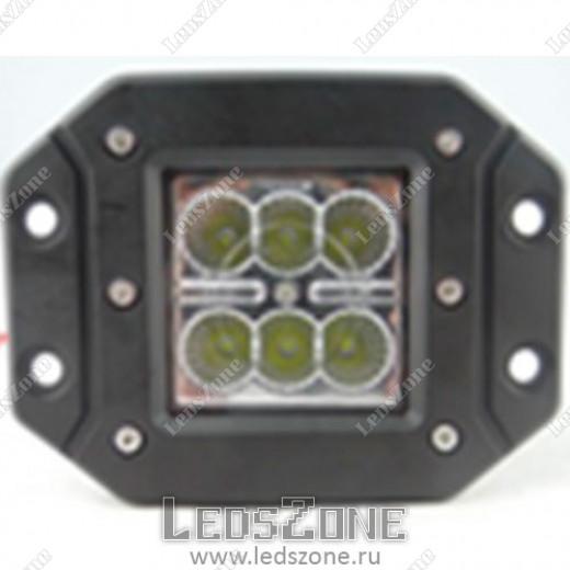 LED Прожектор 18W Cree (встраиваемый)