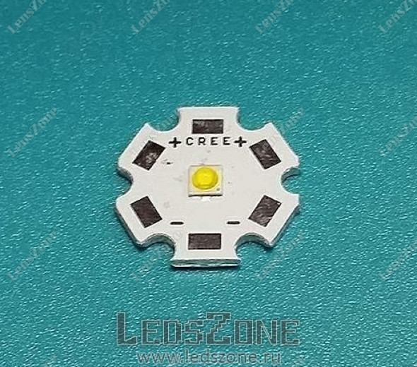 Светодиоды 3W CREE (20мм)