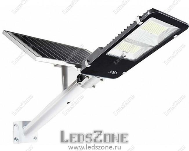 LED прожектор 200W на солнечной батарее