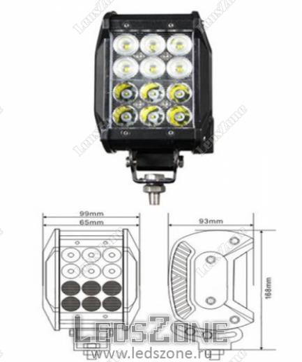 Светодиодная панель 4036 Cree