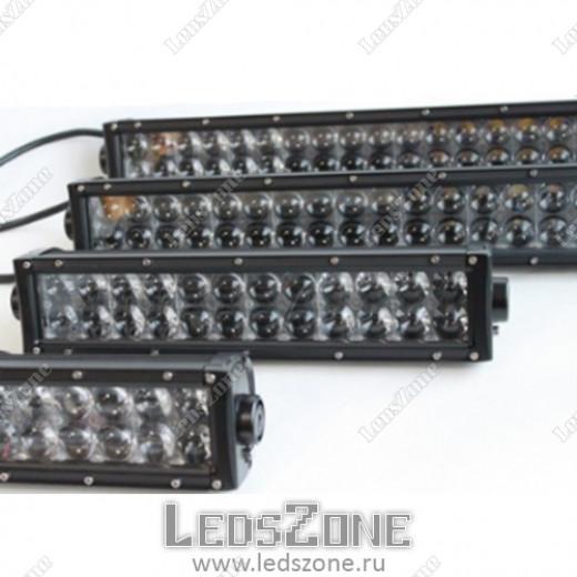 Светодиодные балки линзованные