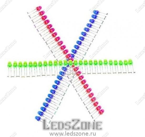 Светодиодная цепочка-25